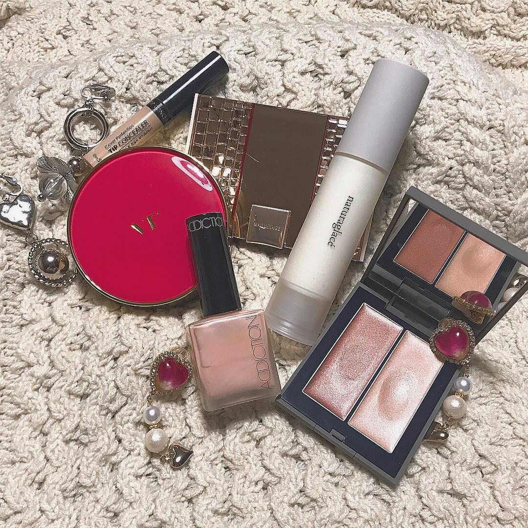 Aesthetic Korean Makeup Products