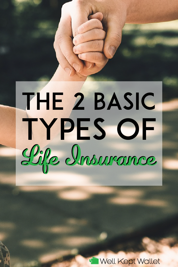The 2 Basic Types of Life Insurance Policies | Universal ...