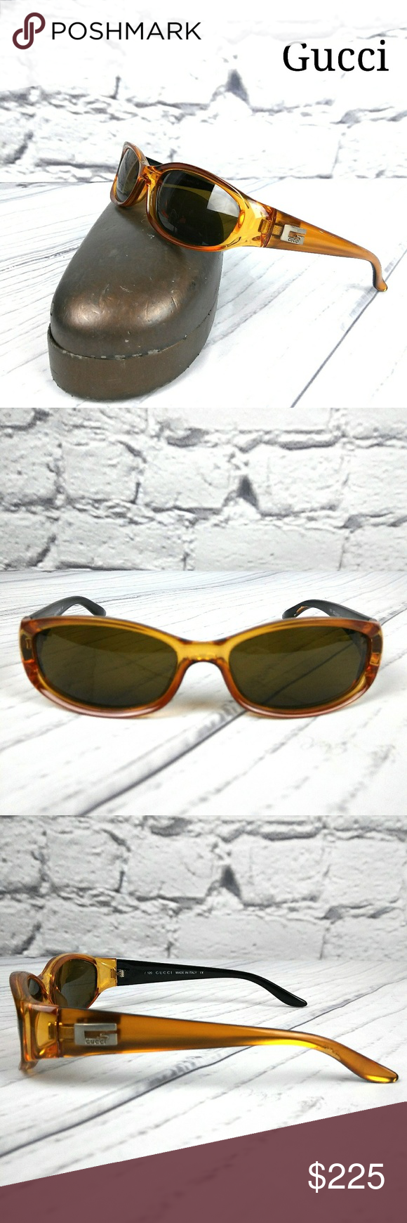 987ff7da491 Spotted while shopping on Poshmark  Gucci Vintage Sunglasses!  poshmark   fashion  shopping