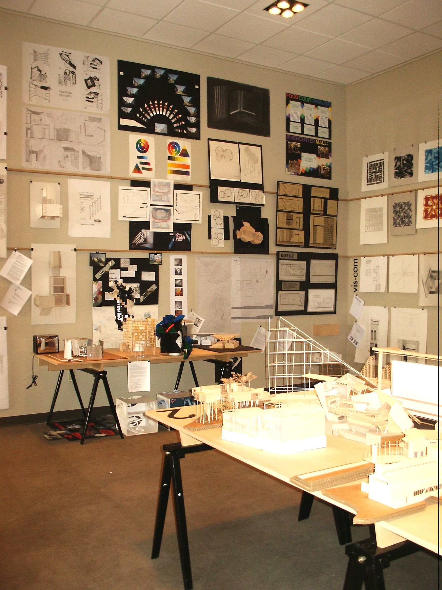 Interior Design Is One Of Five Professional Programs In The Department Architecture And Three That Require National Accreditation Click Image
