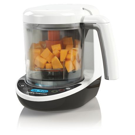 Baby Boom Baby Brezza One Step Baby Food Maker Complete