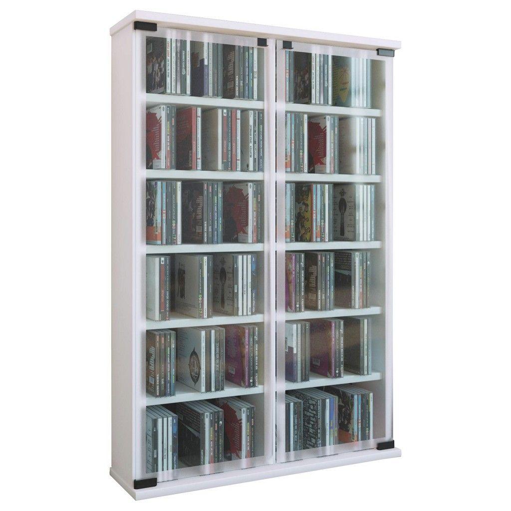 Außergewöhnlich Regal 60 Cm Galerie Von Xxxl Cd-regal 60/92/18 Weiß Jetzt Bestellen Unter: