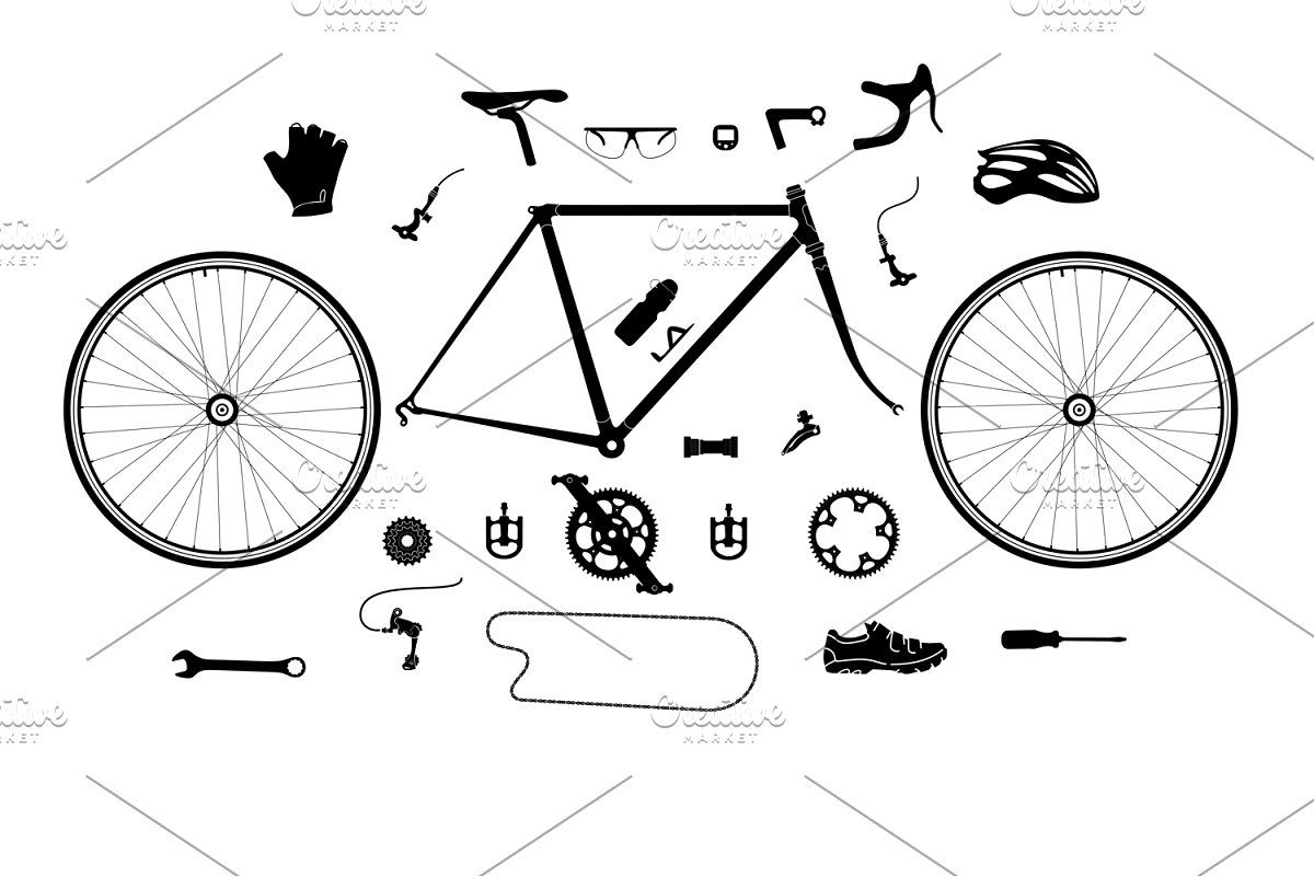 Bicycle Parts And Accessories Industry 2020 Global Market