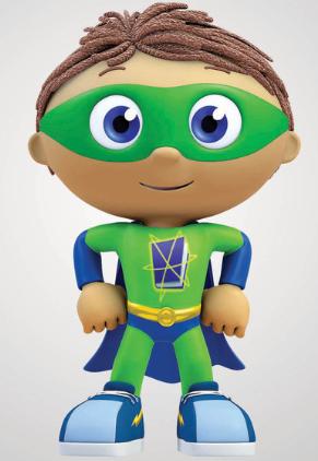 Whyatt Beanstalk Super Why Super Why Character Super
