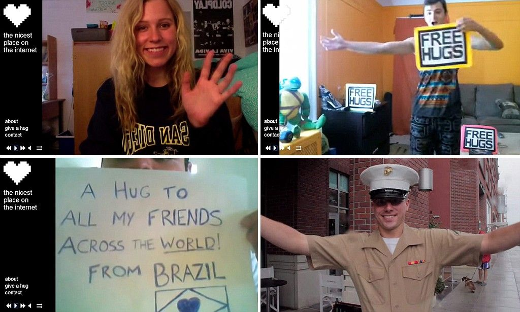 Website Offers Hugs From Strangers For When You Re Feeling Down When Youre Feeling Down Feeling Down Internet Hug