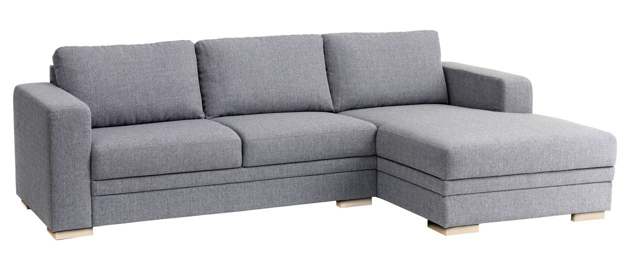 jysk sofa Sofa m/sjeselong ORTVED lysgrå | JYSK | Decorating your Home  jysk sofa