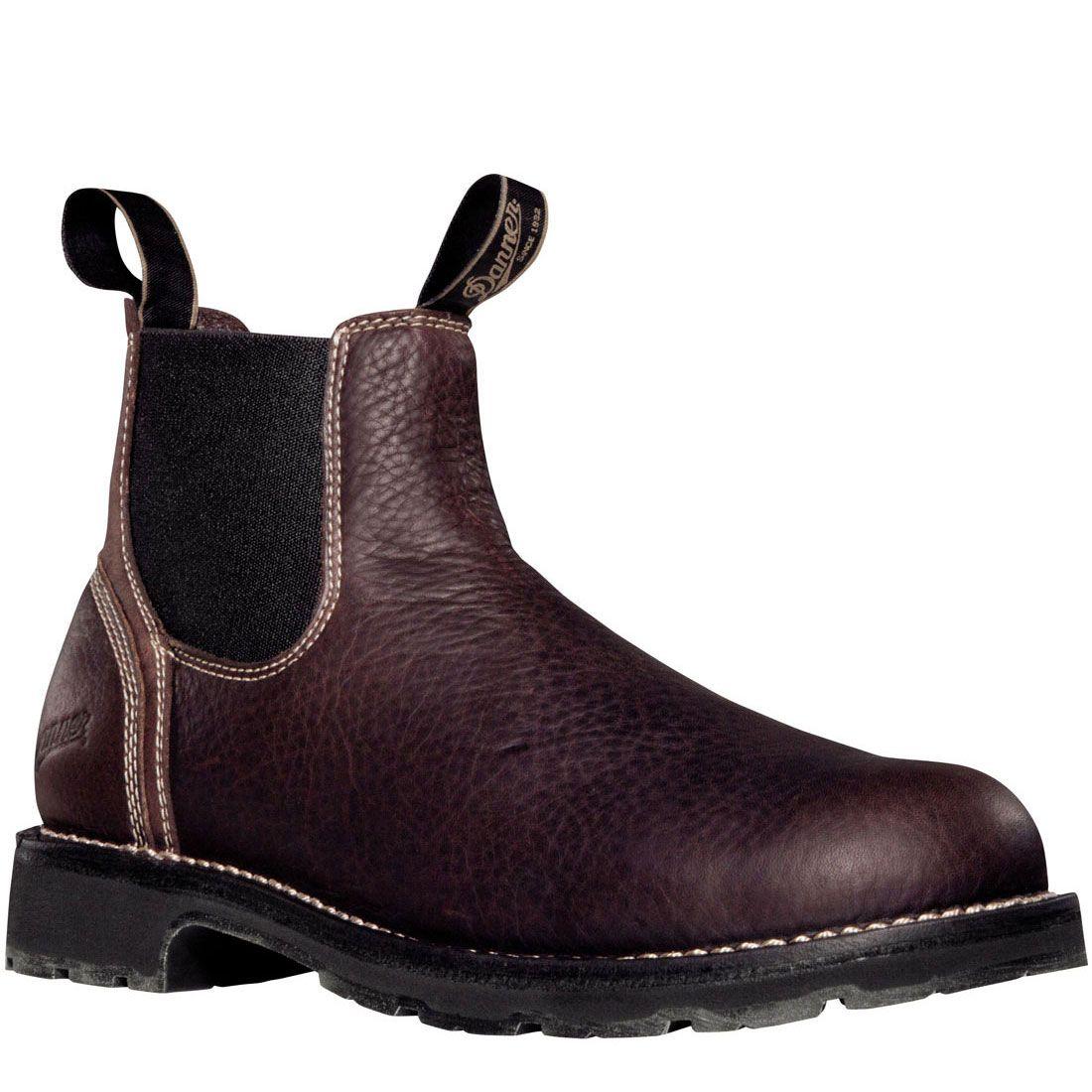 4d315df30a4 16009 Danner Men's Workman Work Boots - Brown | Danner Boots | Romeo ...