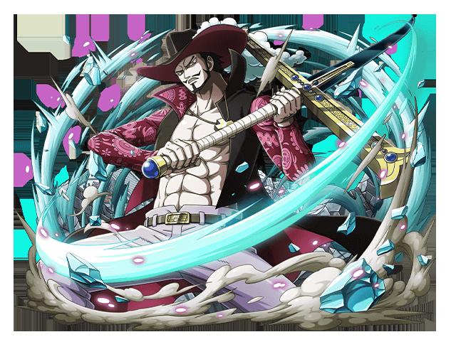 dracule mihawk aka taka no me by bodskih one piece fantasy art men one piece anime