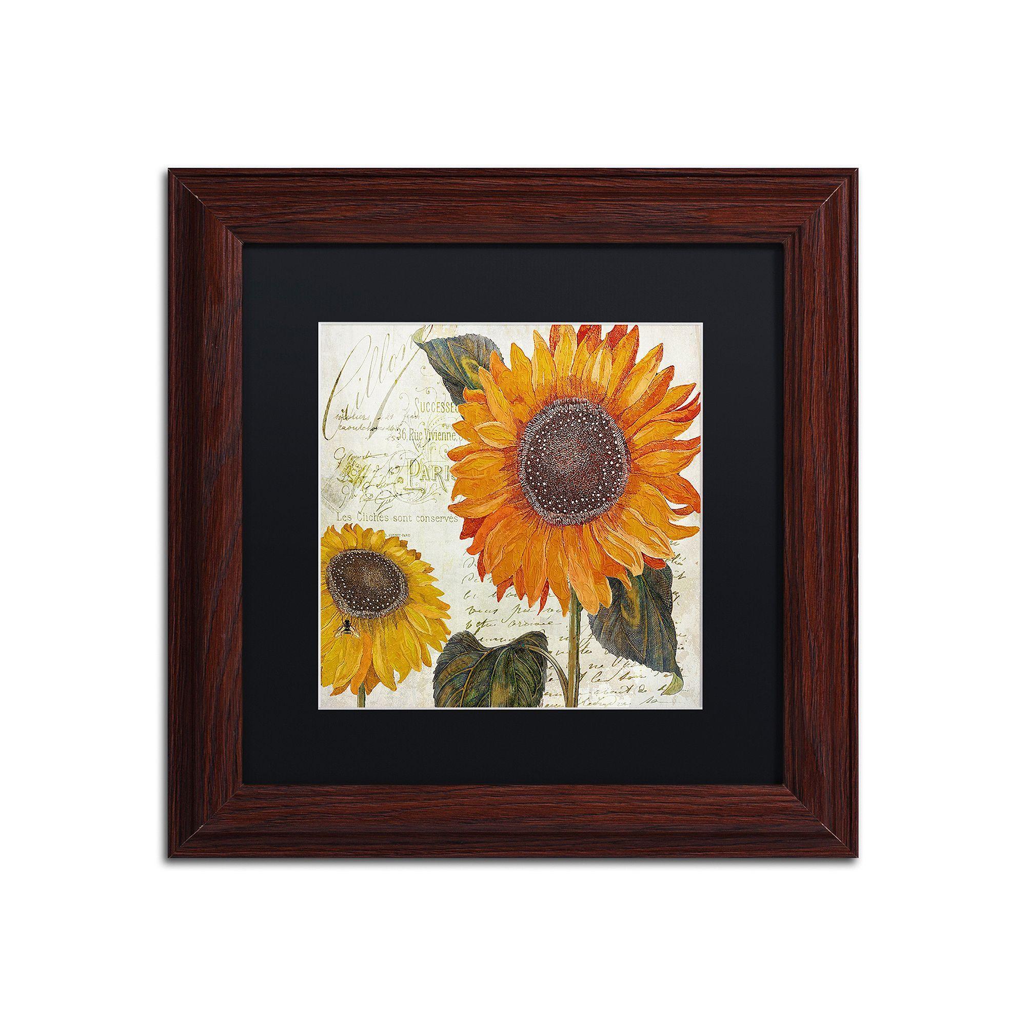 Trademark fine art sundresses ii framed wall art white products