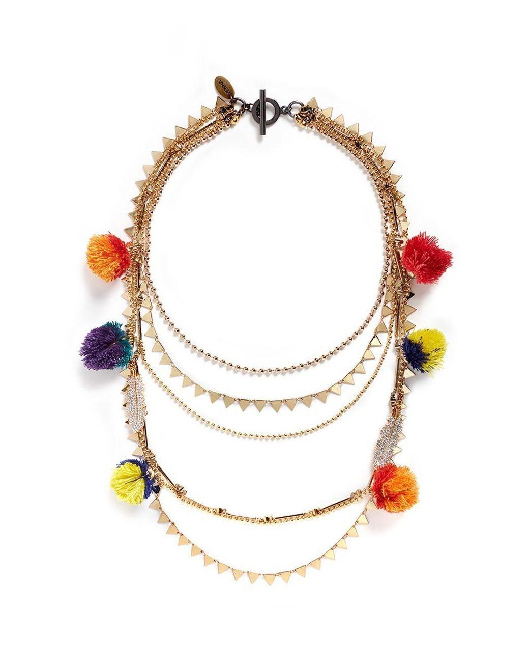JEWELLERY - Necklaces Venna ZXeMA5