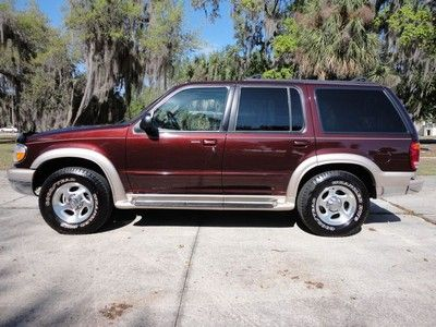 1999 ford explorer eddie bauer edition ford explorer ford suv ford lincoln mercury 1999 ford explorer eddie bauer edition