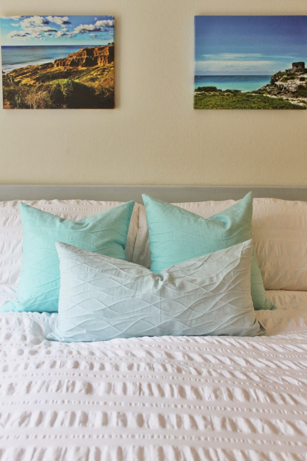 Ocean Inspired Bedroom Ocean Inspired Bedroom Diy Target The Pursuit Of Chic
