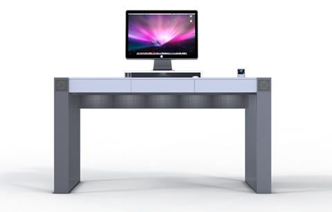 inspired homes office furniture design and office furniture on pinterest apple office design
