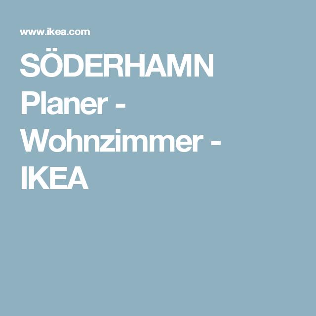 SÖDERHAMN Planer - Wohnzimmer - IKEA | Ikea, Planer, Traumsofa