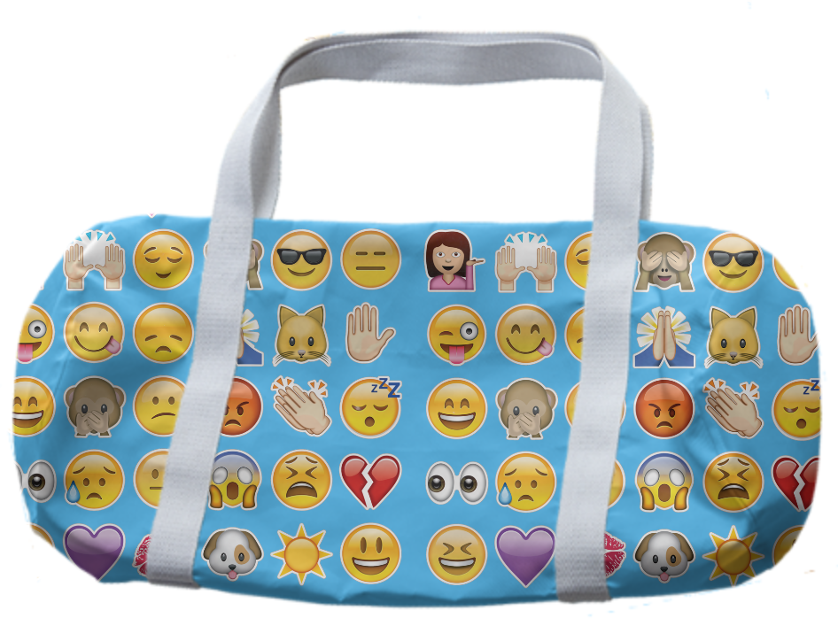 Emoji Clothes, Sweatpants, Tops, Bags, and Jewelry | StyleCaster