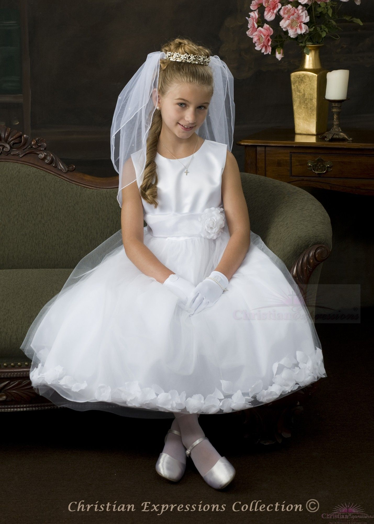 Wedding First Communion Dress first communion dress style bethany inspiration pinterest bethany