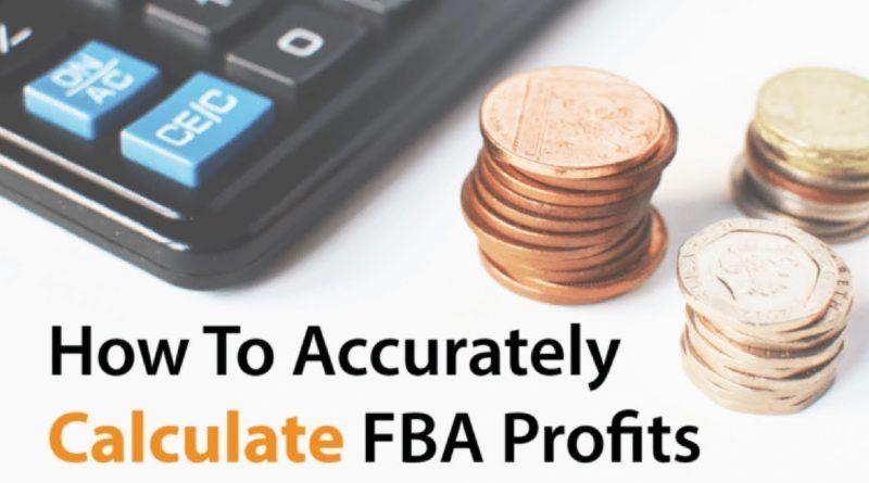 calculate fba fees amazon