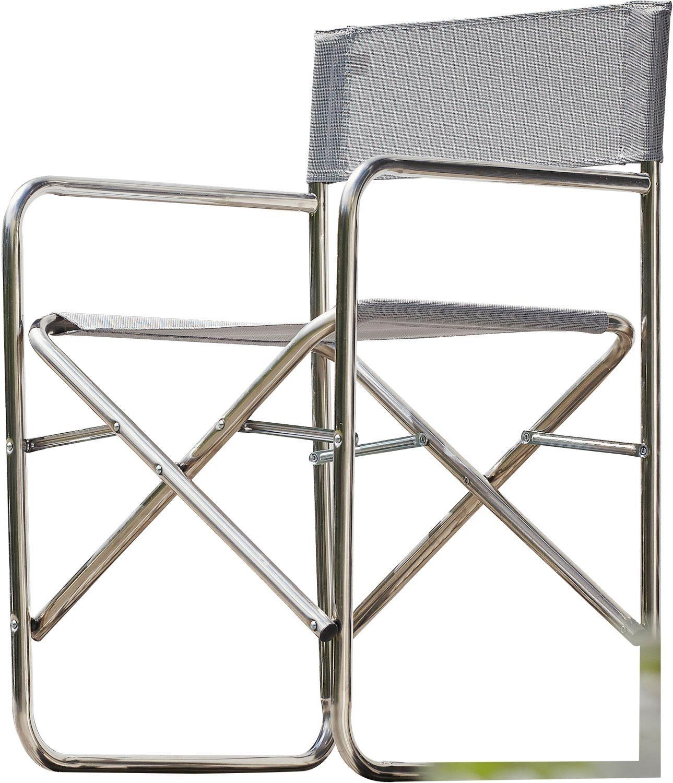 Jan Kurtz Fiam Regiesessel Cadre Aluminium Bezug