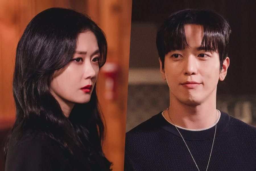 """Jang Nara Isn't Amused By Jung Yong Hwa's Suggestion In """"Sell Your Haunted House"""""""