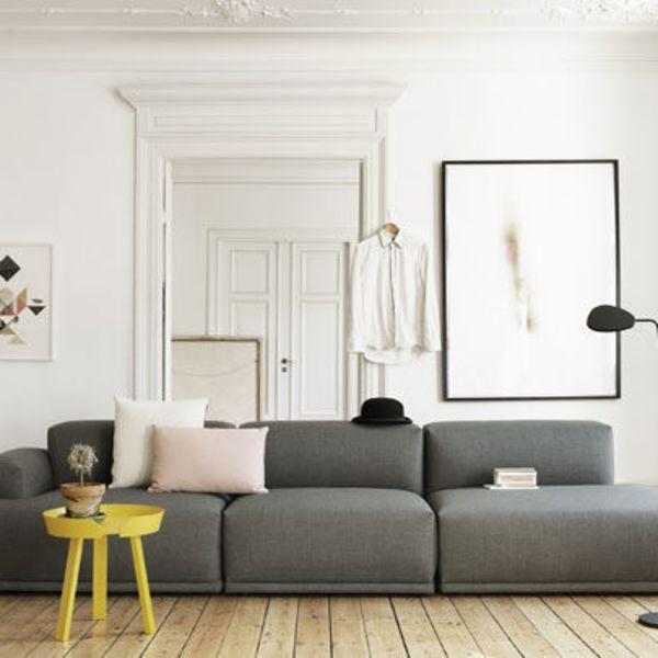 Canapé pas cher cuir et tissu de 500 à 2 000 euros