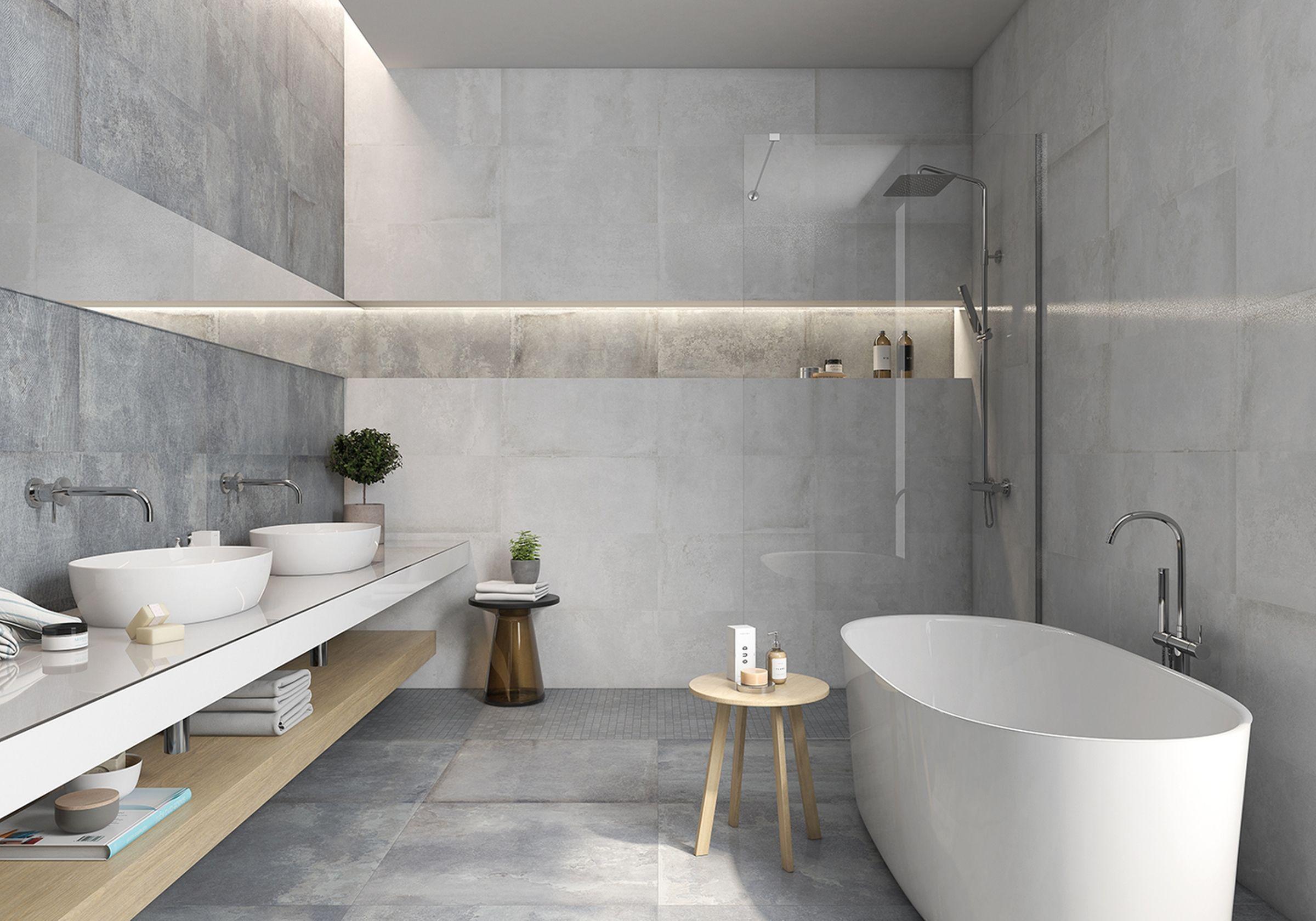 Keraben Rue De Paris Variantenreiche Zementoptik In 2020 Dusche Fliesen Bad Inspiration Badezimmer Dekor