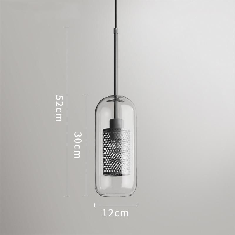 Chiswick Glass Pendant Light Cylinder Pendant Light Glass Pendant Light Pendant Light