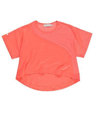 Damen T-Shirt Yoga Loose #adidas #stellamccartney #yoga