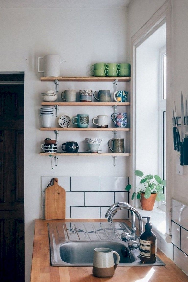 72 Cozy Simple Rental Couple Apartment Decorating Ideas Apartment Apartmentd Kitchen Decor Apartment Small Apartment Kitchen Decor Small Apartment Kitchen