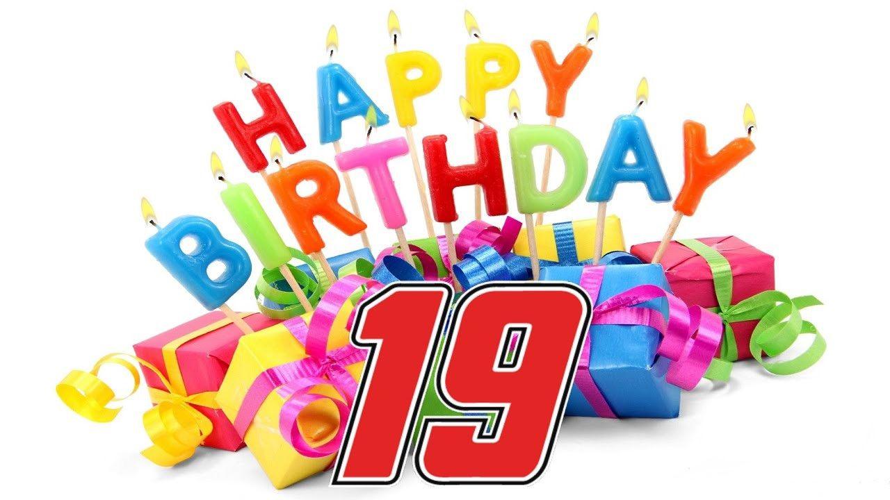 Geburtstagswunsche Zum 19ten Geburtstag Luxury 19