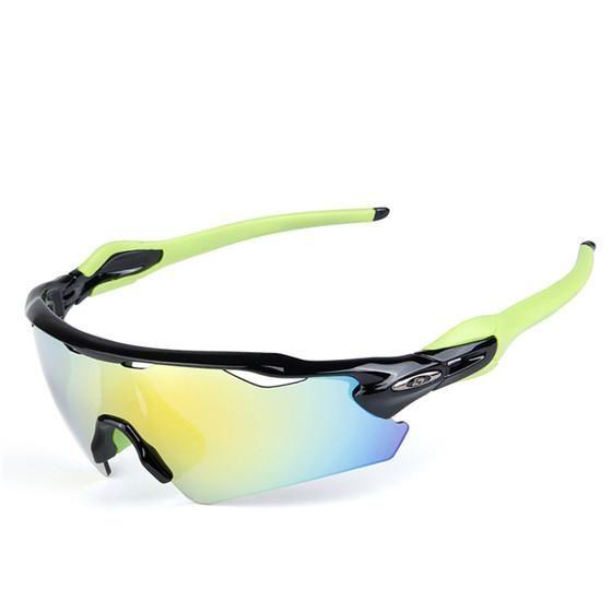 efeb93b8ac Bicycle Glasses Windproof Anti-Fog With Mypia Frame Sport Sunglasses MTB Bike  Bicycle Eyewear Polarized