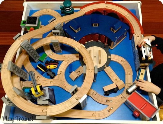 The Play Trains! Guide to the Best Wooden Train Sets 2017 & The Play Trains! Guide to the Best Wooden Train Sets 2017 | Wooden ...
