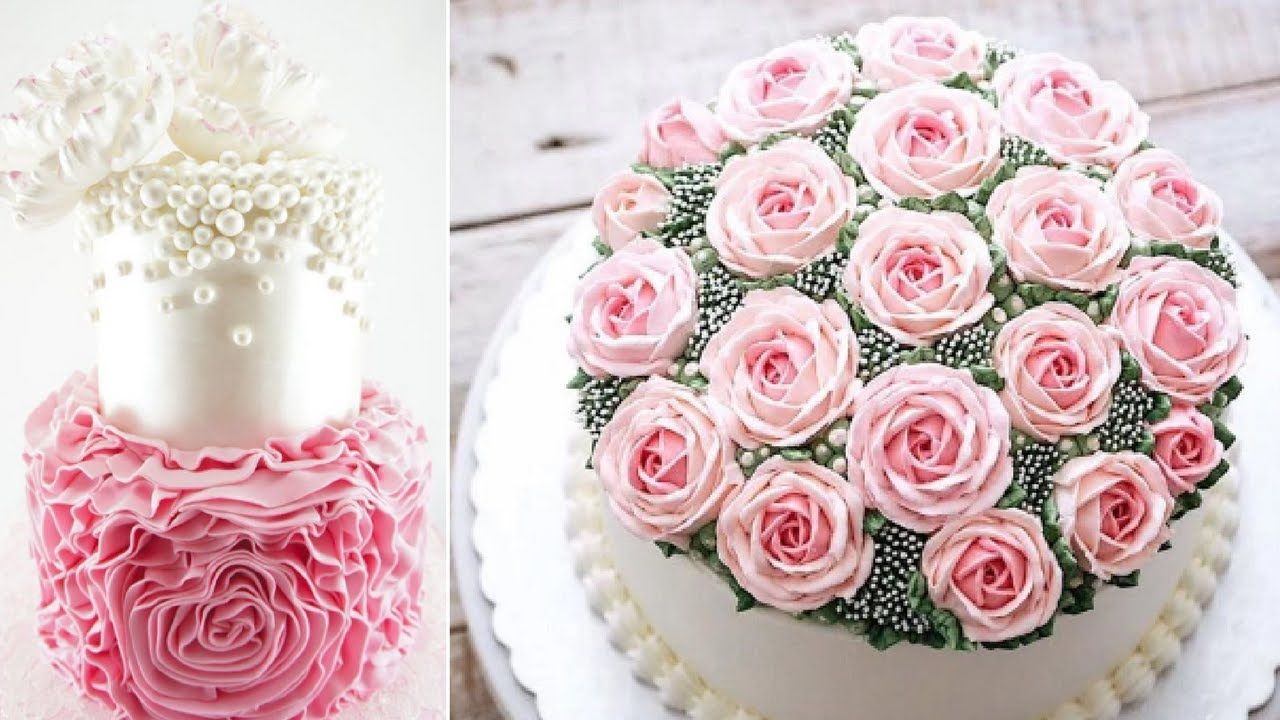 Top 10 Most Satisfying Cake Decorating Video In The World - Amazing ...