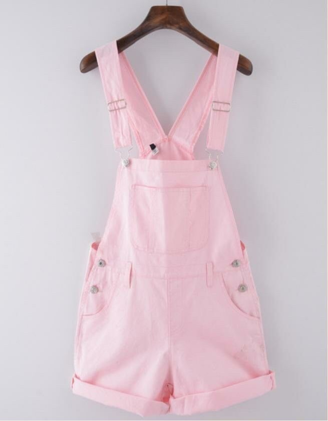 How cute is that jumpsuit though?