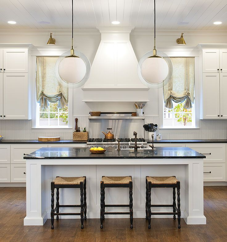 Caswell / (LED) // Here U0026 Now | Blog | Hudson Valley Lighting · Traditional KitchensKitchen  DesignsKitchen ...