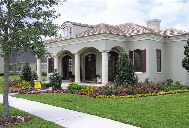 Disenos de frentes de casas presentamos este hermoso for Disenos minimalistas frentes casas