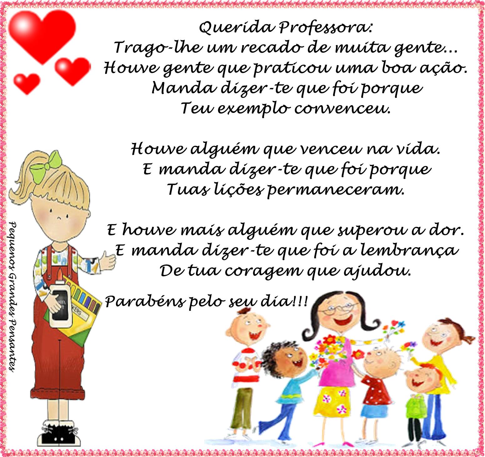 Amado Mensagem Dia dos Professores | dia do professor | Pinterest  VQ02