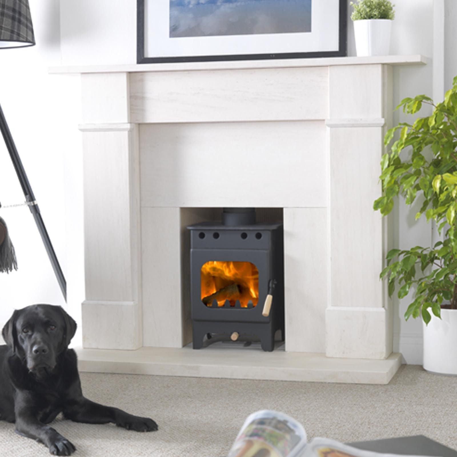 Burley Springdale 9103 A Particularly Efficient Stove
