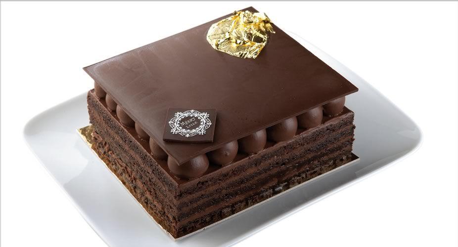 Meert, Lille (http://www.meert.fr) - cake like no other.