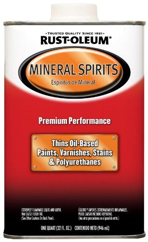 Bob S Miracle Diy Finish For Wood Oil Based Stain Paint Thinner White Wash Brick