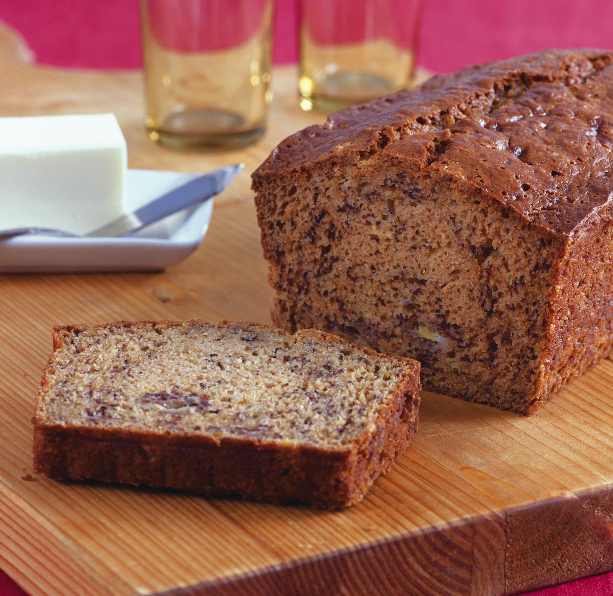 Peanut Butter Banana Bread Recipe Peanut Butter Banana Bread Banana Bread Recipes Banana Bread