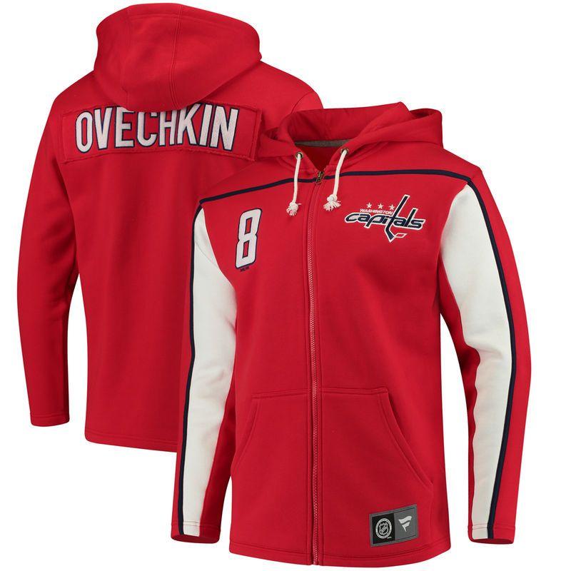 the latest a3a5e 6a82e Alexander Ovechkin Washington Capitals Fanatics Branded ...