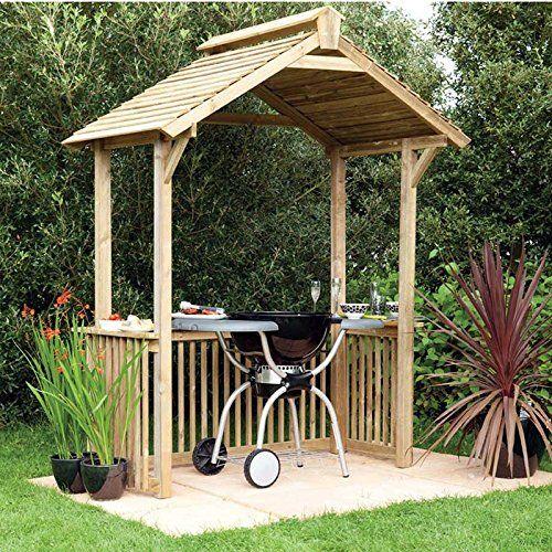 Abri De Jardin Pour Barbecue Buttercup Farm Mobilier Jardin Decor Exterieur Structure De Jardin