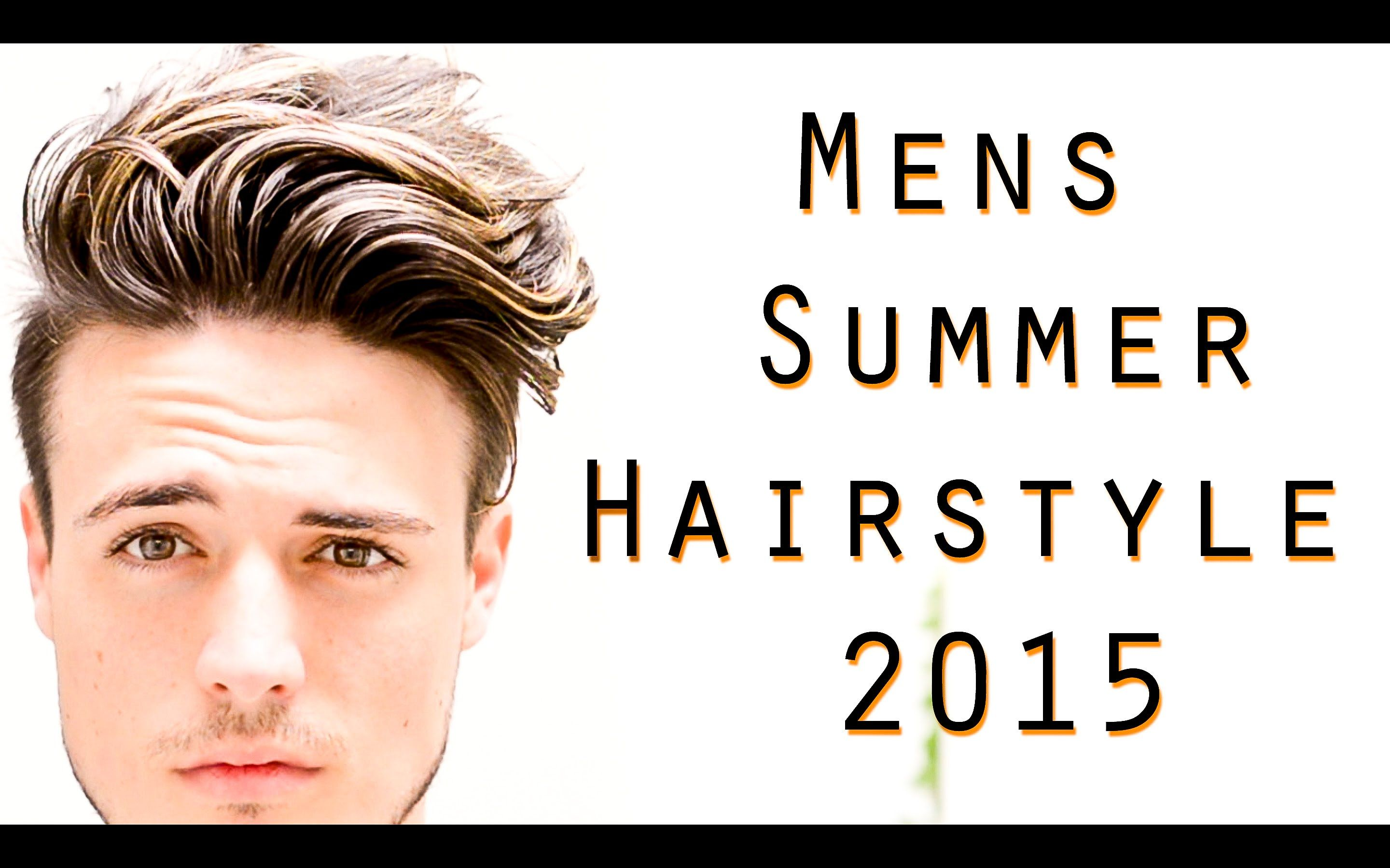 Mens Summer Hair 2015 Hairstyle Tutorial For Men Pinterest