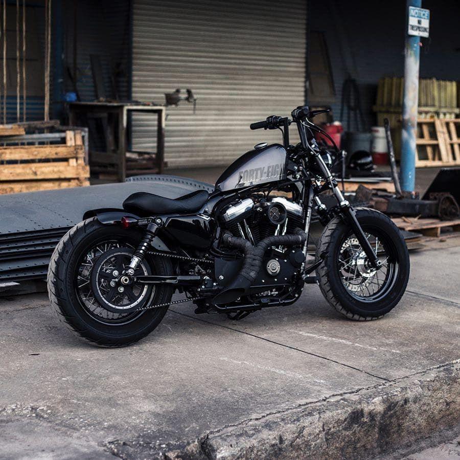 2,358 Likes, 3 Comments HarleyDavidson Sportster
