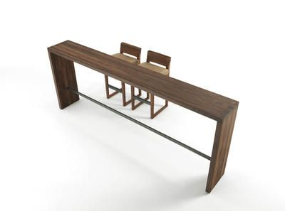 RIVA 1920 | Prodotti | Tavoli | Consolle Frame-Bar | idears ...