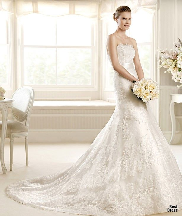 Perfect Wedding Dress: Perfect Wedding Dress!!!! It's Amazing!! Good For Tall