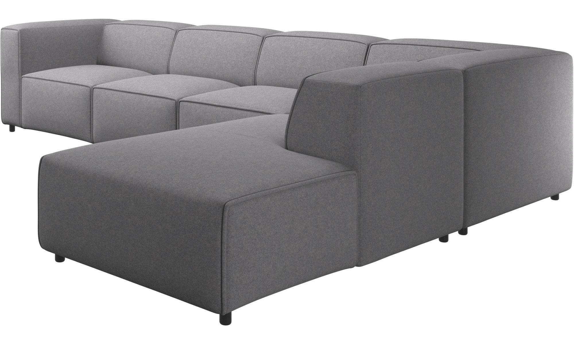 Carmo Corner Sofa Sofa Corner Sofa Grey Corner Sofa
