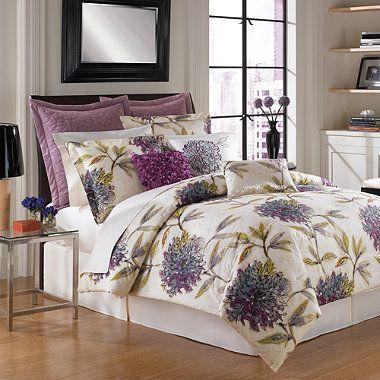Malta Complete Comforter Set - BedBathandBeyond.com