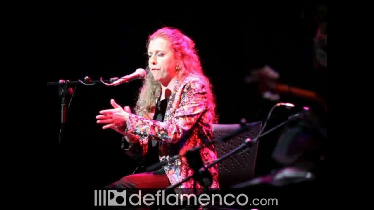 Gema Caballero, cante flamenco - YouTube