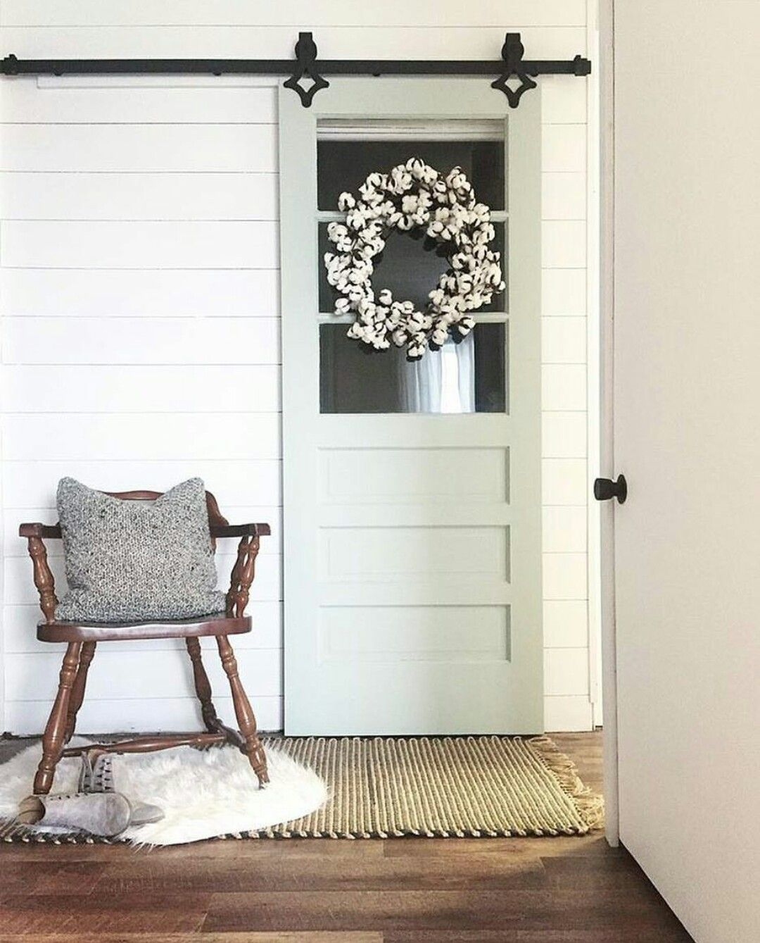 Pin by Ourcozycottage on Bedroom Decor Barn doors for